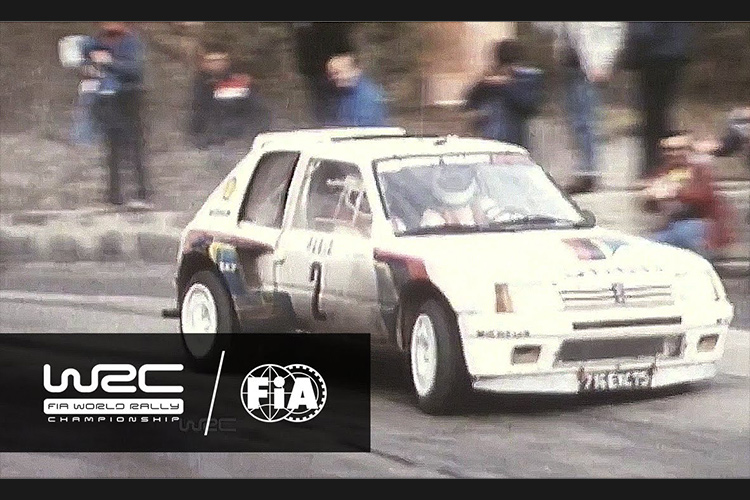 Ari Vatanen vs. Walter Röhrl