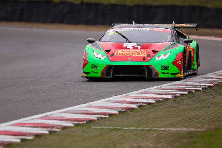 Demon Tweeks Lamborghini Brands Hatch