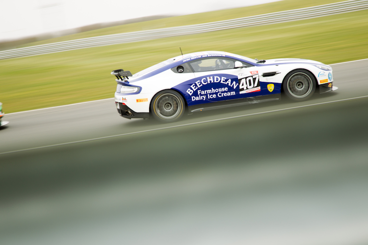 Beechdean's GT4 entry will once again champion young talent (Credit: Nick Smith/TheImageTeam.com)