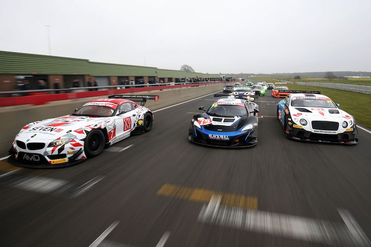British GT group 2016