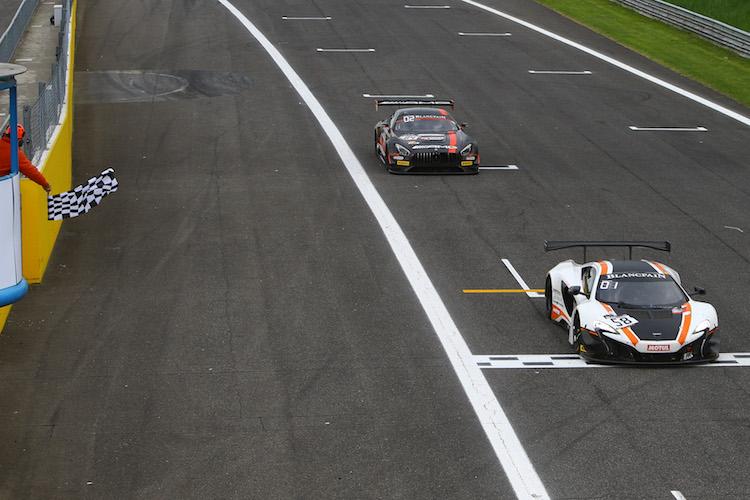 Garage 59 McLaren Monza