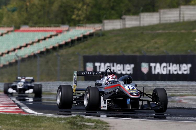 FIA Formula 3 European Championship 2016, round 2, Hungaroring (HUN)