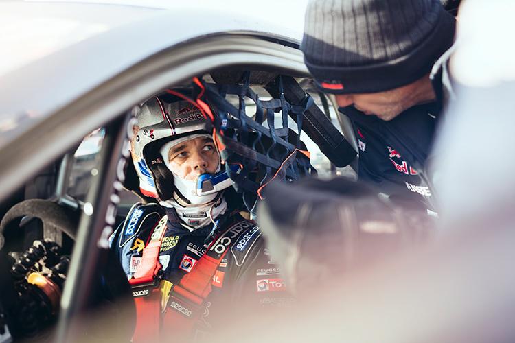 Sébastien Loeb - Credit: Red Bull Content Pool / Oskar Bakke