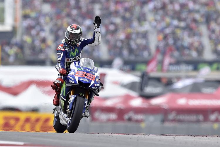 Jorge Lorenzo will wave goodbye to Yamaha (Photo Credit: Movistar Yamaha)