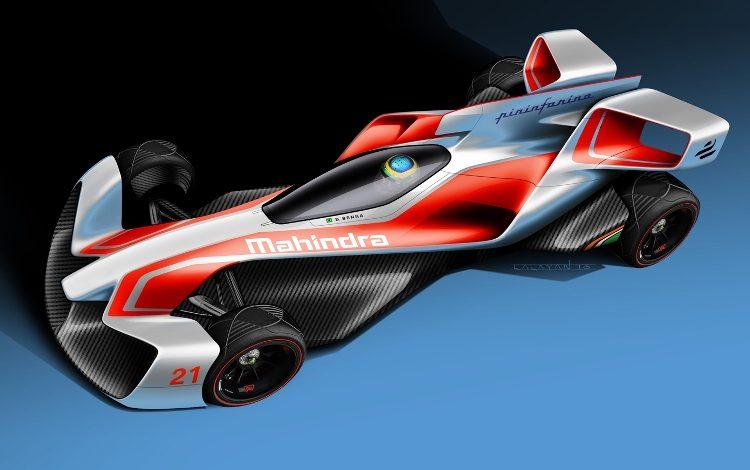 Credit: Mahindra Racing, Pininfarina