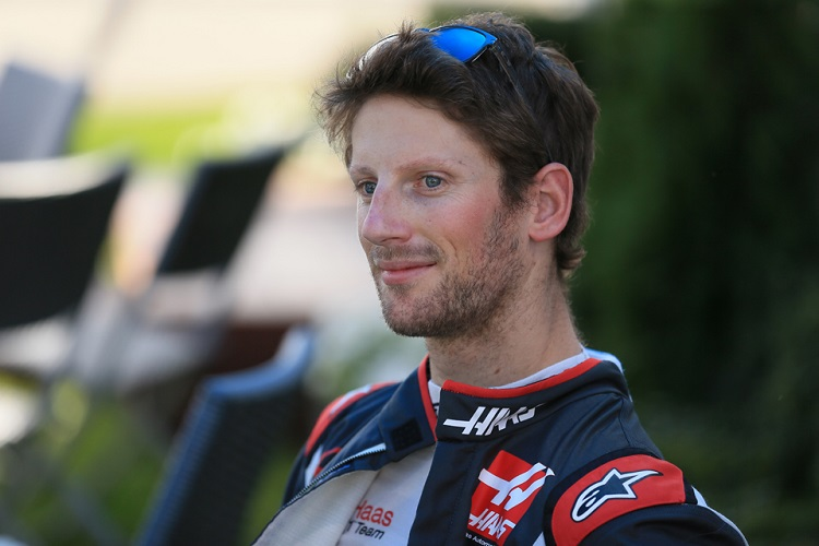 Romain Grosjean knew he had made the right decision when joining the Haas F1 team (Credit: Octane Photographic Ltd)