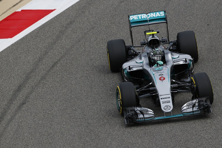 Credit: Mercedes AMG PETRONAS Formula One Team