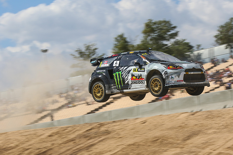 Credit: FIA World Rallycross Championship / IMG