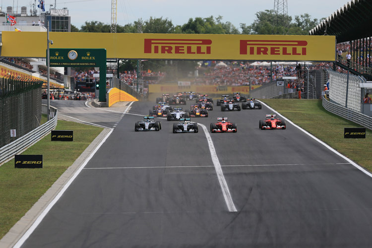 TCF - Hungaroring