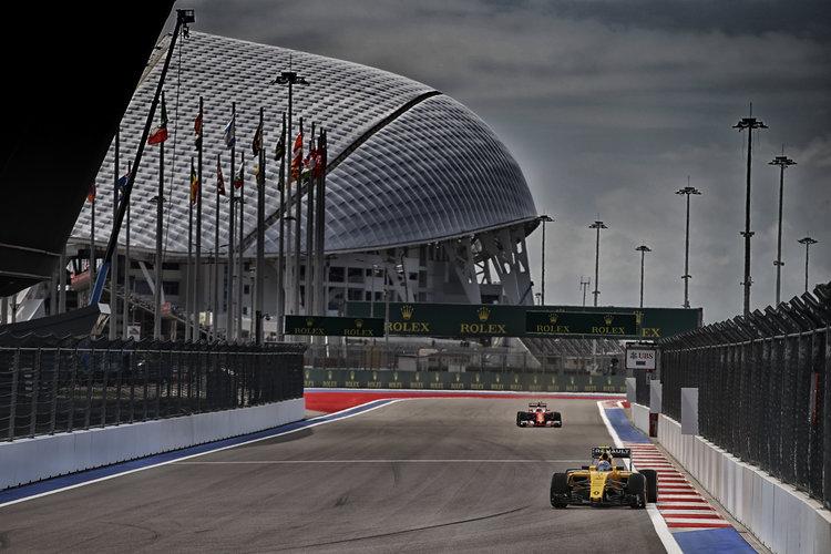 F1 - RUSSIAN GRAND PRIX 2016