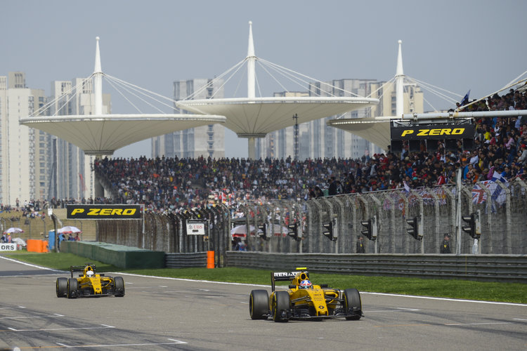 F1 - CHINA GRAND PRIX 2016