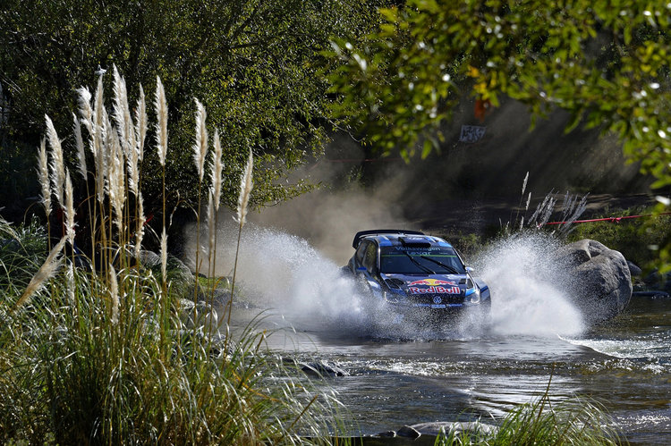 Sébastien Ogier (F), Julien Ingrassia (F) Volkswagen Polo R WRC (2016) WRC Rally Argentina 2016