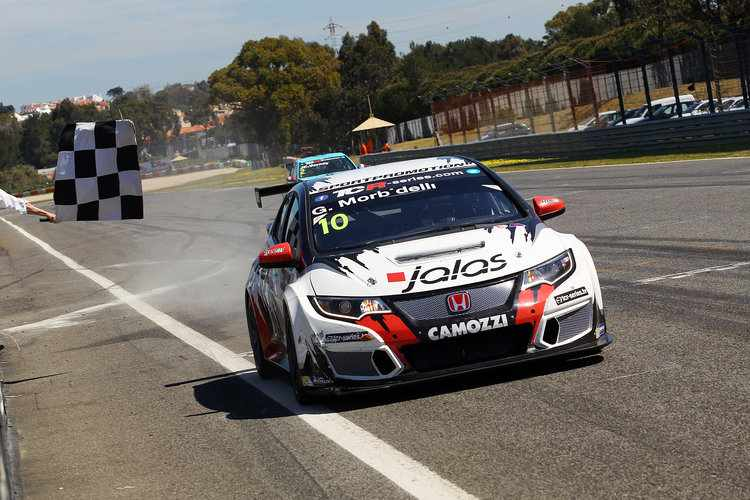 TCR series Estoril, Portugal 22 - 24 April 2016