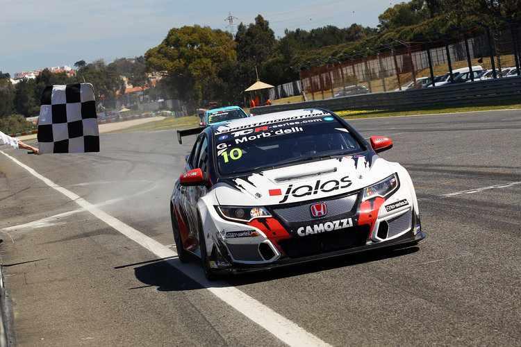 TCR series Estoril, Portugal 22 - 24 April 2016