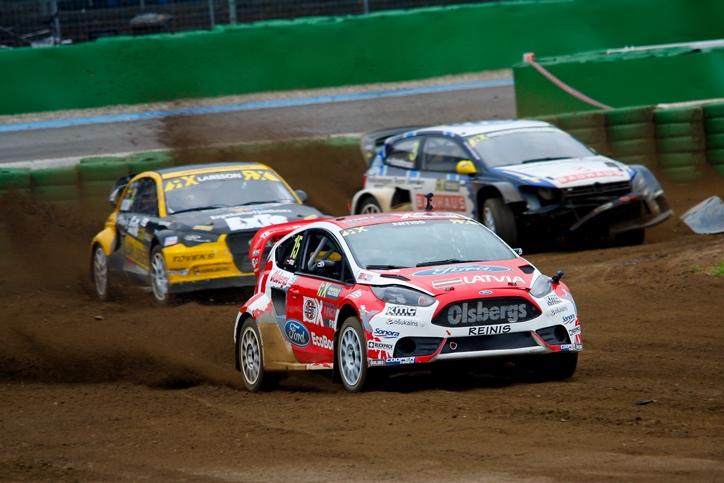 Hockenheim - NITISS - World Rallycross 2015