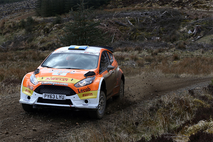 Credit: MSA British Rally Championship
