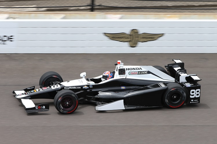 Credit: Chris Jones / IndyCar