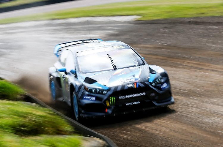 FIA World Rallycross round 4. Lydden Hill Race Circuit, Wooton.  Picture: Matt Bristow