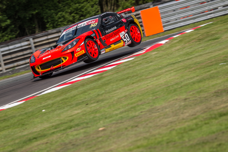 PMW World Expo Racing flew to two poles in GT4 qualifying (Credit: Nick Smith/TheImageTeam.com)