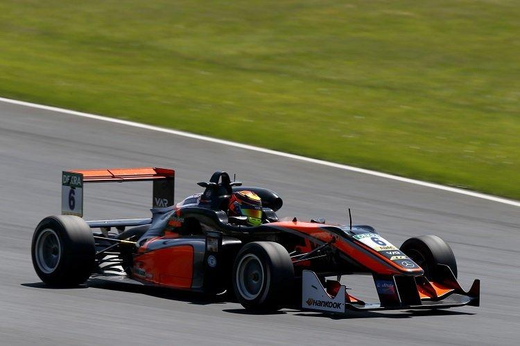 Callum Ilott - Credit: FIA Formula 3 European Championship
