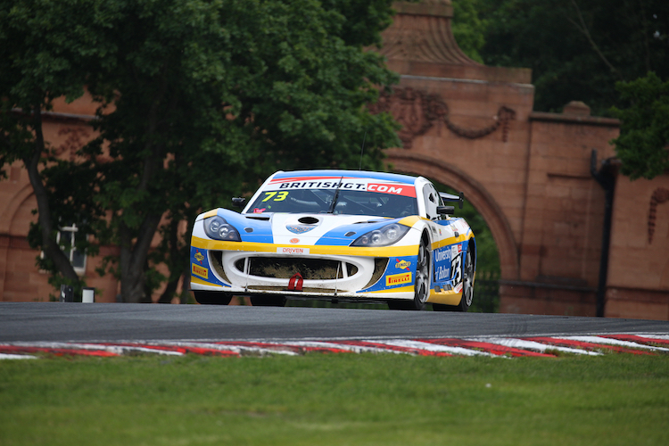 Century Motorsport finished FP1 fastest in GT4 (Credit: Craig Robertson/RacePhotography.net)