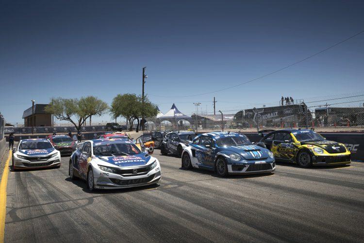 Credit: Larry Chen/Red Bull Global Rallycross