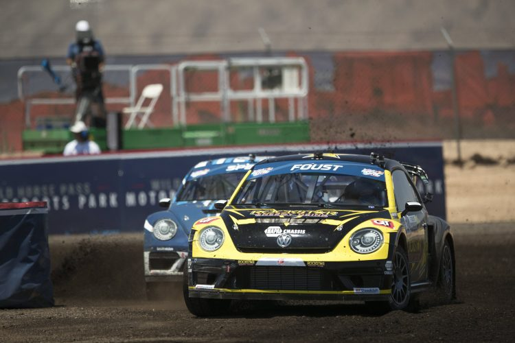 Credit: Larry Chen/Red Bull Global Rallycross
