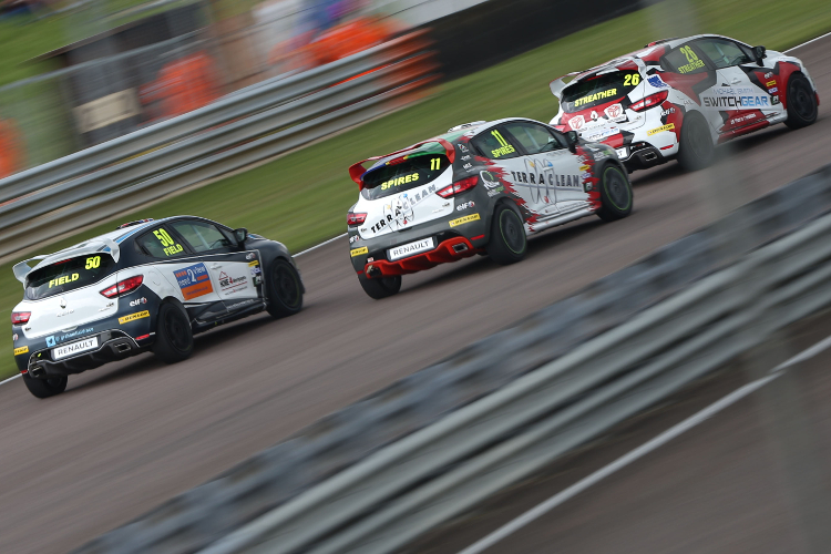 It's Hoped The Clio Cup Will Continue To Produce Close, Action-Packed Racing For Years To Come - Credit: Jakob Ebrey Photography