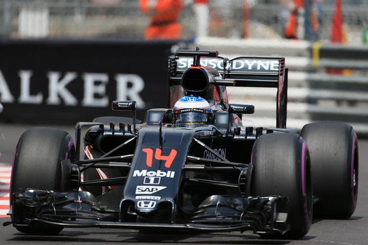 Fernando Alonso - Credit: Octane Photographic Ltd