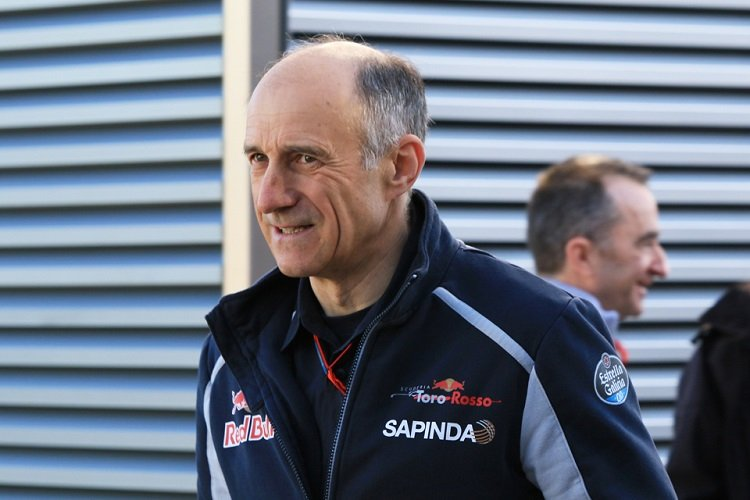 Franz Tost - Credit: Octane Photographic Ltd