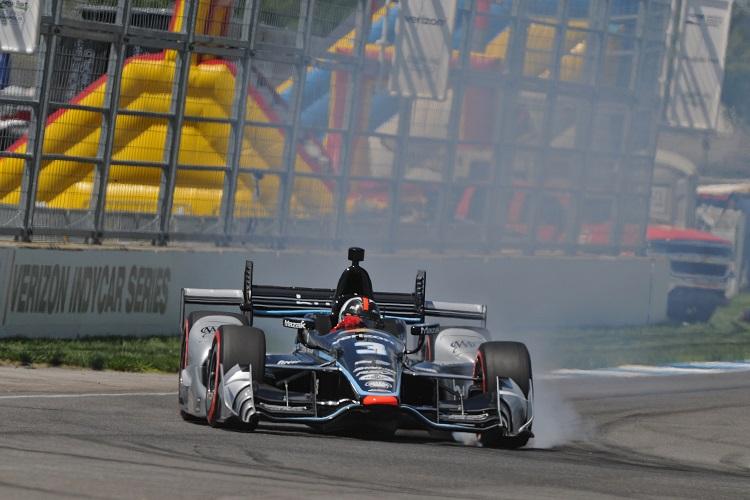Credit: Walter Kuhn / IndyCar