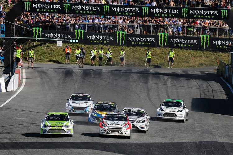 WORLD RX OF NORWAY 2015