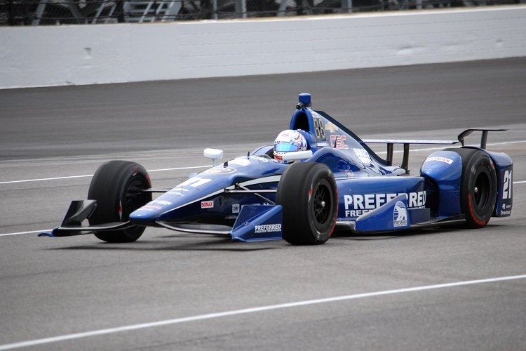 Josef Newgarden - Credit: Mike Young / IndyCar