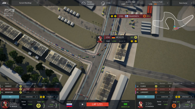 SEGA announce new Motorsport Manager game coming soon to PC