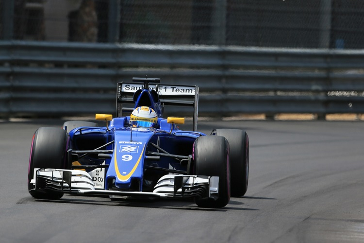 Marcus Ericsson - Credit: Octane Photographic Ltd