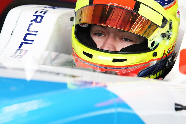Matthieu Vaxiviere - Credit: Formula V8 3.5