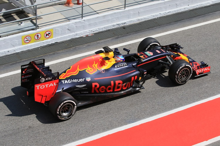 Max Verstappen - Credit: Octane Photographic Ltd