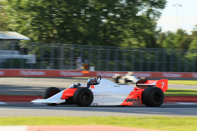 McLaren MP41