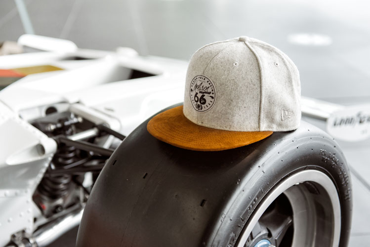 McLaren launch New Era collection to celebrate 50 years of F1