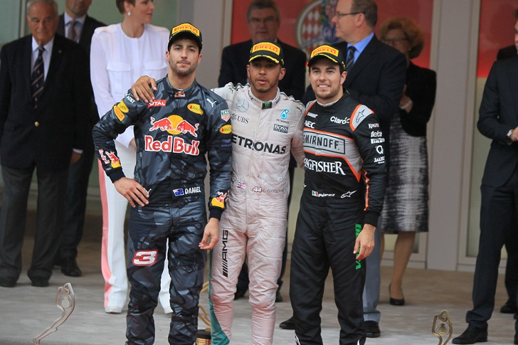 The Monaco top 3 - Credit: Octane Photographic Ltd