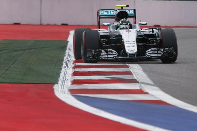 Nico Rosberg 07