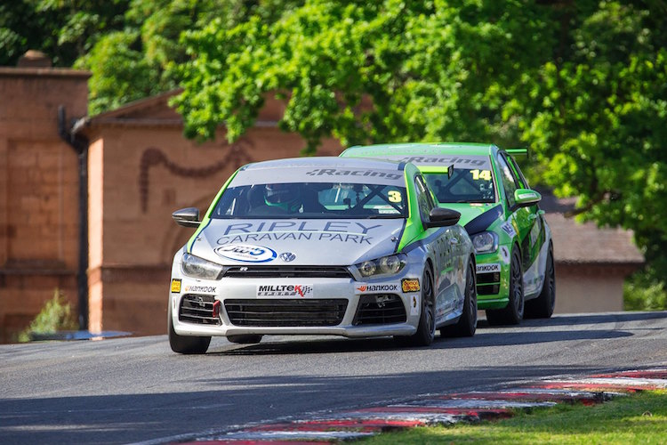 Phil House VW Cup race 3