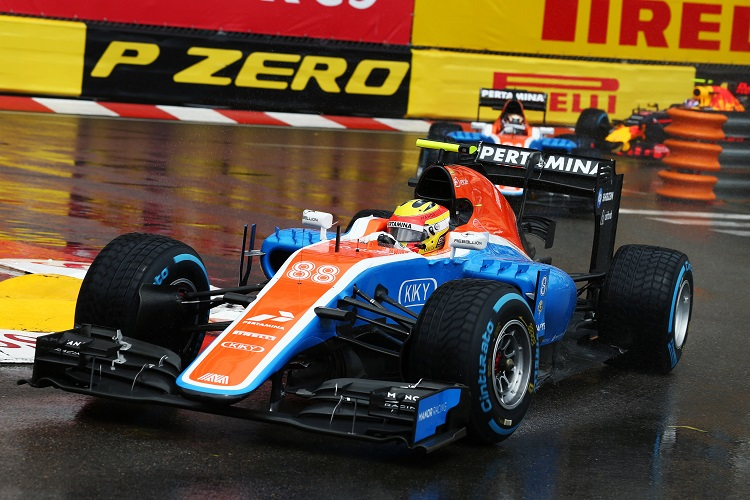 Rio Haryanto - Credit: Manor Racing