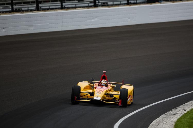 Ryan Hunter-Reay - Credit: David Yowe / IndyCar