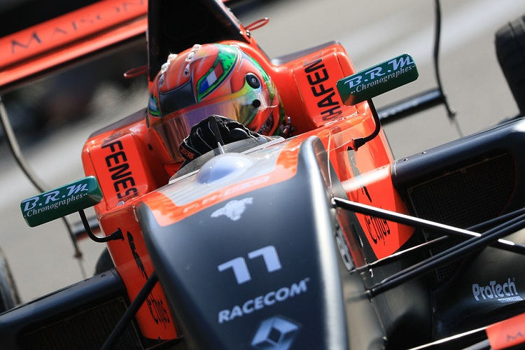 Sacha Fenestraz - Credit: Octane Photographic Ltd