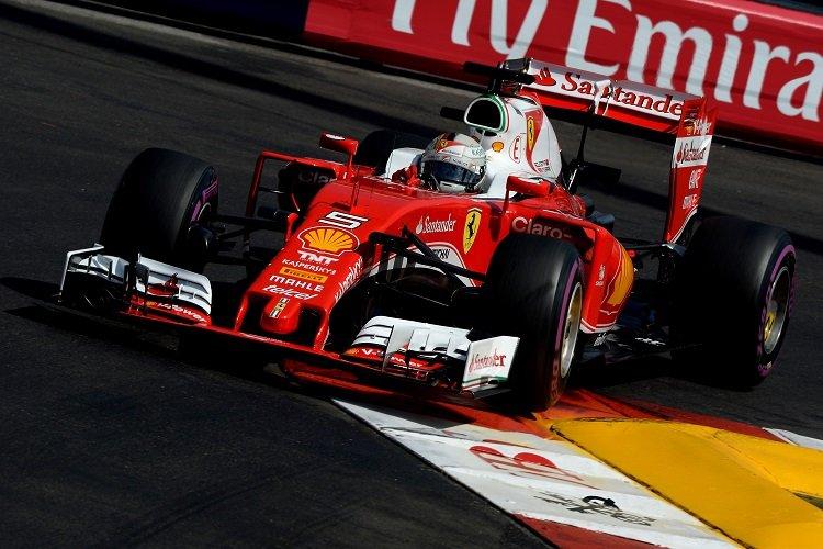 Sebastian Vettel - Credit: Scuderia Ferrari Media
