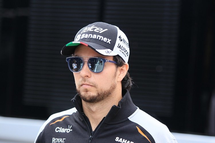 Sergio Perez - Credit: Octane Photographic Ltd