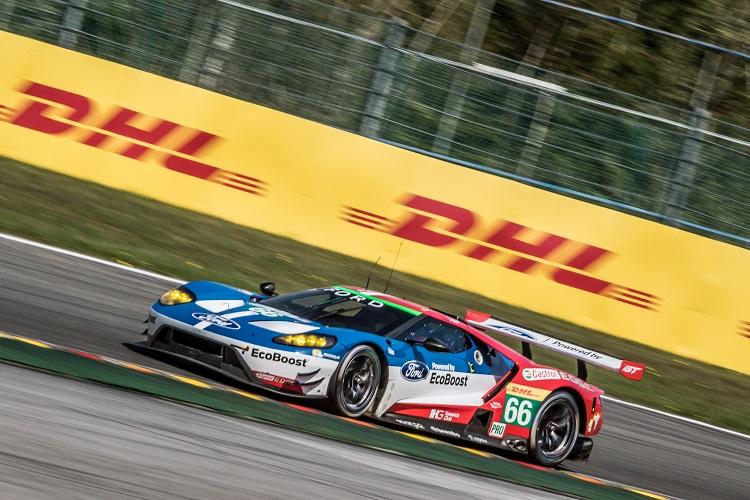 Car # 66 / FORD CHIP GANASSI TEAM UK / USA / Ford GT / Billy Johnson (USA) / Stefan MŸcke (DEU) / Olivier Pla (FRA) - WEC 6 Hours of Spa - Circuit de Spa-Francorchamps - Spa - Belgium