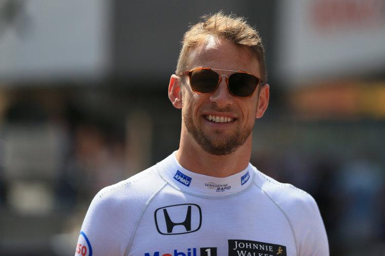World © Octane Photographic Ltd. McLaren Honda – Jenson Button. Saturday 28th May 2016, F1 Monaco GP Practice 3, Monaco, Monte Carlo. Digital Ref : 1568LB1D9260 - Credit: Octane Photographic