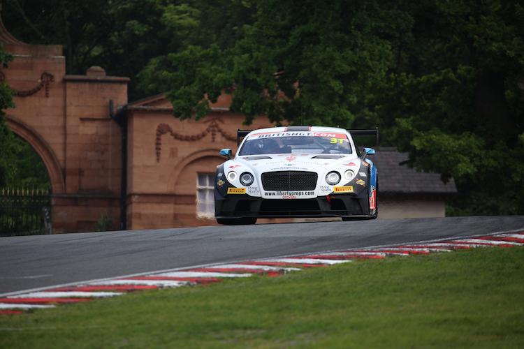 Team Parker Brit GT FP1